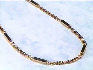 Golden Power - Magnetic Necklace - Extra Strong!