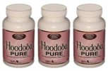 Hoodoba™ Pure Hoodia (90 capsules) Three Pack Special On Sale