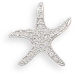 Crystal Starfish Fashion Slide - LIMITED STOCK