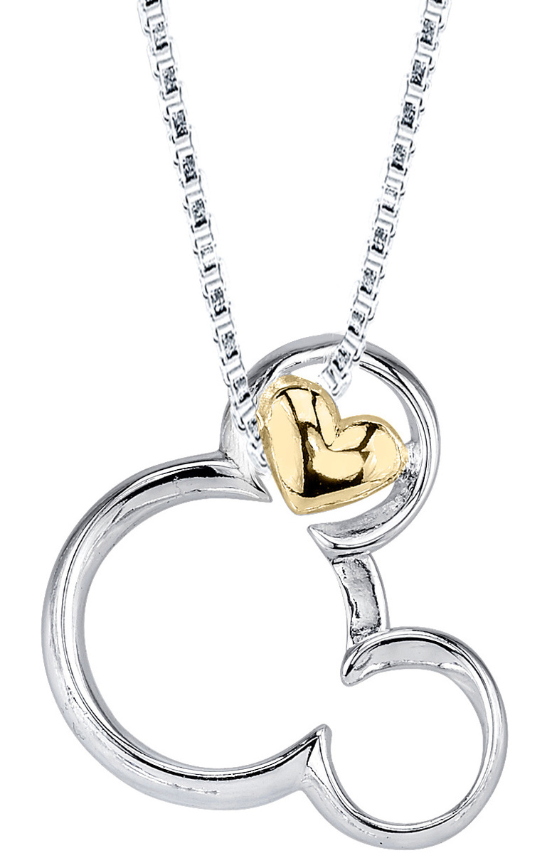 18 Quot Disney 10k Gold Amp Sterling Silver Dream You Can Do It