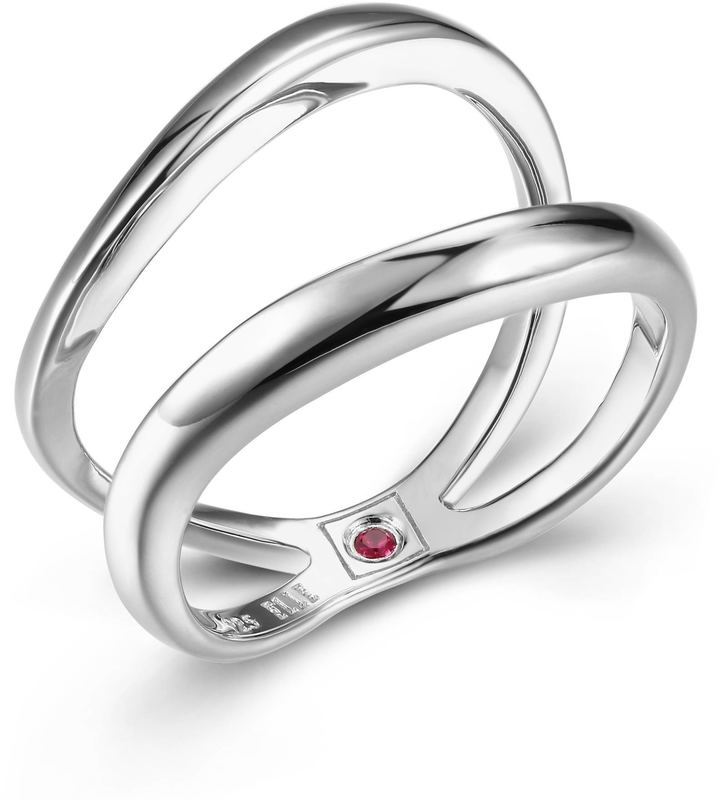 ELLE Jewelry - FLUIDITY RING Sterling Silver