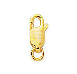 "10K Yellow Gold 9.5mm (3/8"") Lobster Clasp"