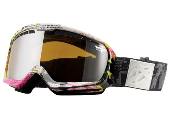 Anarchy Snow Goggles - Heist Spex 76 - DISCONTINUED