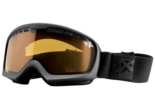 Anarchy Snow Goggles - Heist Carbon