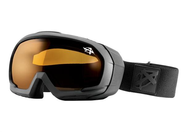 Anarchy Snow Goggles - Deflekt Carbon - DISCONTINUED
