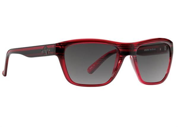 Anarchy Sunglasses - Status Red Stripes- DISCONTINUED