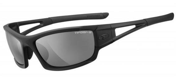 Tifosi Sunglasses - Dolomite 2.0 Tactical Matte Black Safety Sunglasses Interchangeable Version - New!