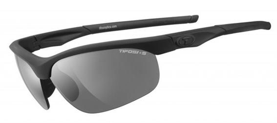 Tifosi Sunglasses - Veloce Tactical Matte Black Safety Sunglasses Interchangeable Version - New!