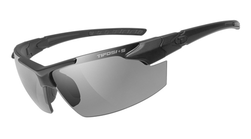 Tifosi Sunglasses - Jet FC Tactical Matte Black Safety Sunglasses