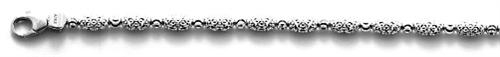 Officina Bernardi - Astro Collection - Bracelet 1812B4 - Italian 925 Sterling Silver