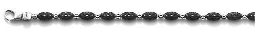 Officina Bernardi - Astro Collection - Bracelet 1812B4BW - Italian 925 Sterling Silver