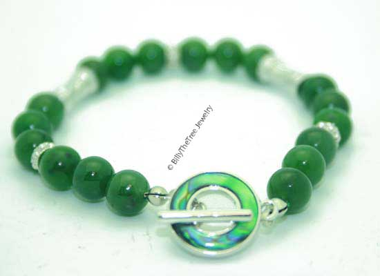 Jade Bracelet (2208-2) - DISCONTINUED