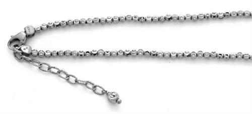 Officina Bernardi - Moon Collection - Necklace (5 Color Choice) - Italian 925 Sterling Silver