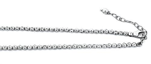 Officina Bernardi - Moon Collection - Necklace (4 Color Choice) - Italian 925 Sterling Silver