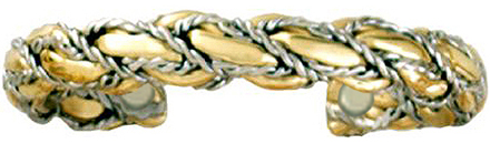 Anchors Away - Sergio Lub Copper Magnetic Therapy Bracelet - Made in USA! (lub777) - New! - DISCONTINUED
