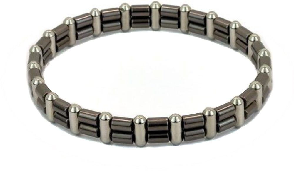 Spikes & Surfboards AT8000SBN - Magnetic Anklet - Claspless Design by L Michaels