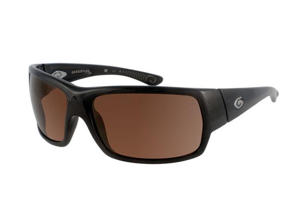 Gargoyles Sunglasses - Balance Black with Copper Lens - Instinct Collection - DISCONTINUED