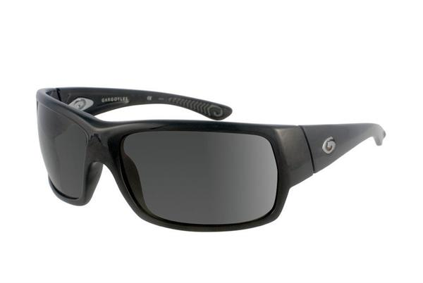 Gargoyles Sunglasses - Balance Black with Smoke Lens - Instinct Collection - DISCONTINUED