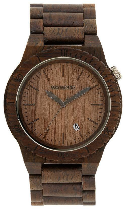 WeWood Wooden Watch - Beta Chocolate (wwoodbch) - DISCONTINUED