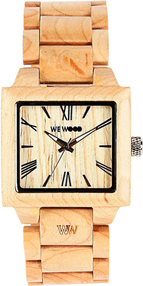 WeWood Wooden Watch - Callisto Beige (wwood500) - DISCONTINUED
