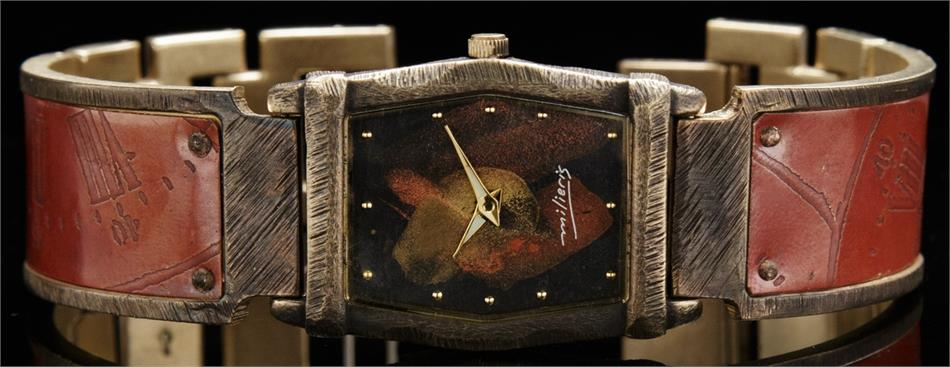 Montevideo - WatchCraft (R) Handmade Watch (DF2) - DISCONTINUED