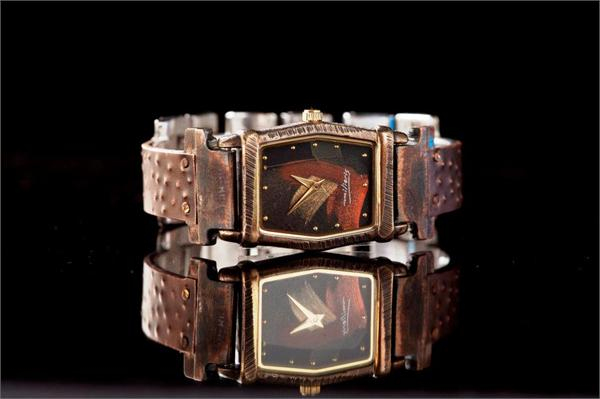 Montevideo - WatchCraft (R) Handmade Watch (DND2)