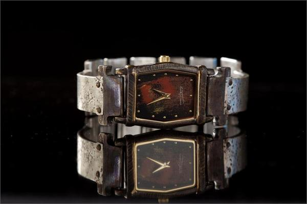 Montevideo - WatchCraft (R) Handmade Watch (DNM3)