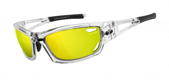 Tifosi Sunglasses - Dolomite 2.0 Crystal Clear Interchangeable - New!