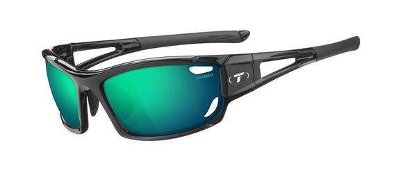 Tifosi Sunglasses - Dolomite 2.0 Gloss Black - Golf & Tennis Edition
