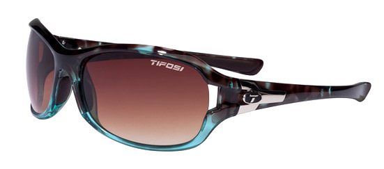 Tifosi Sunglasses - Dea Blue Tortoise - DISCONTINUED