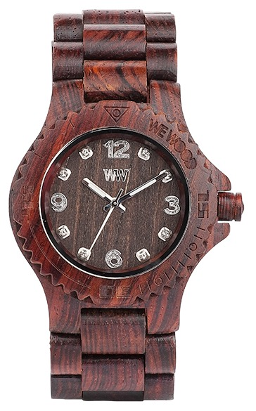 WeWood Wooden Watch - Deneb Chocolate - DISCONTINUED