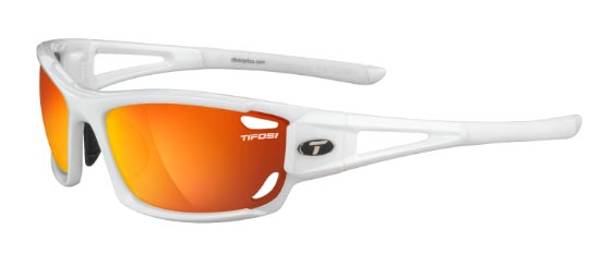 Tifosi Sunglasses - Dolomite 2.0 Pearl White - Golf & Tennis Edition