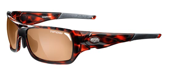 Tifosi Sunglasses - Duro Tortoise - Golf & Tennis Edition