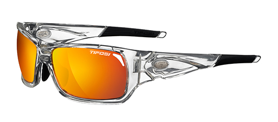Tifosi Sunglasses - Duro Crystal Clear - Golf & Tennis Edition - DISCONTINUED