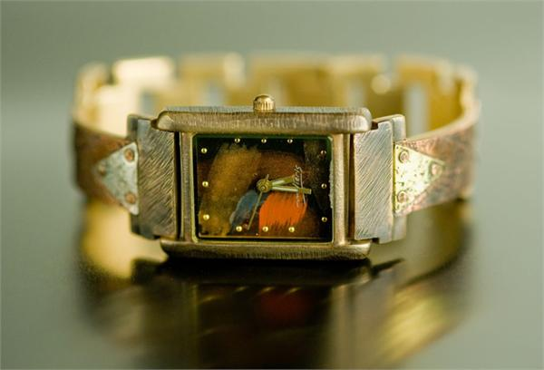 Cloister - WatchCraft (R) Handmade Watch (E2M13)