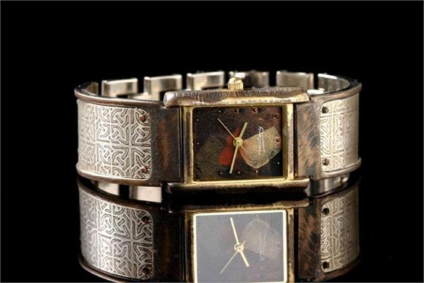Cloister - WatchCraft (R) Handmade Watch (EC3)