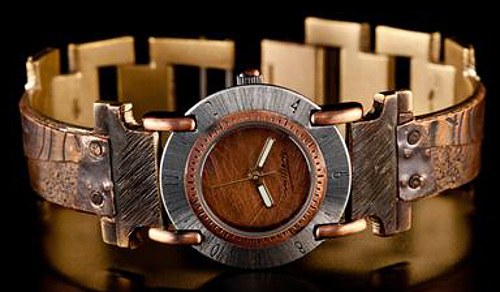 Small Full Moon - WatchCraft (R) Handmade Watch (FFMV2)