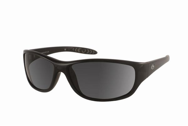 Gargoyles Sunglasses - Fabricator Black with Smoke Polarized Lens - Classic Collection- DISCONTINUED