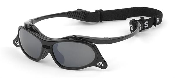 Gargoyles Sunglasses - Gamer Black with Smoke Lens - Function Collection - DISCONTINUED
