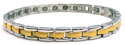 Florence - Stainless Steel Magnetic Therapy Bracelet