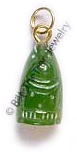 Jade Billikin Charm (HNW-2306-1) - DISCONTINUED