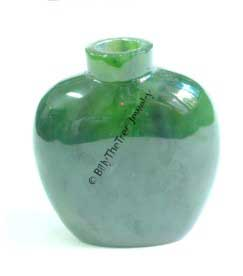 Jade Perfume Bottle (2416) - DISCONTINUED