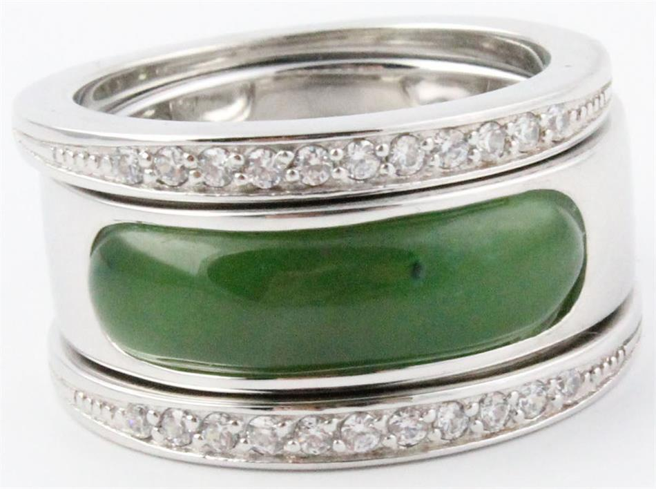 Polar Jade Ring (R0332)
