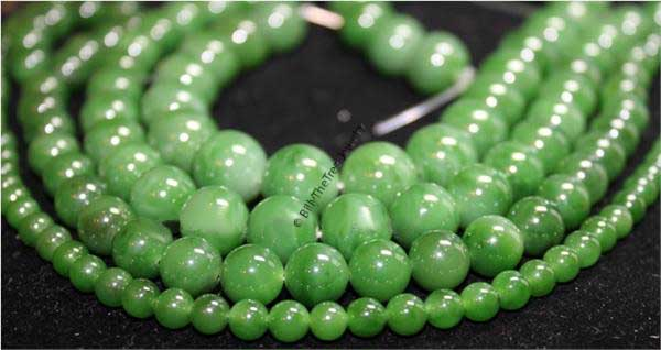 "16"" AA Unstrung Jade Beads - DISCONTINUED"