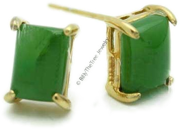Jade Earrings (0012)
