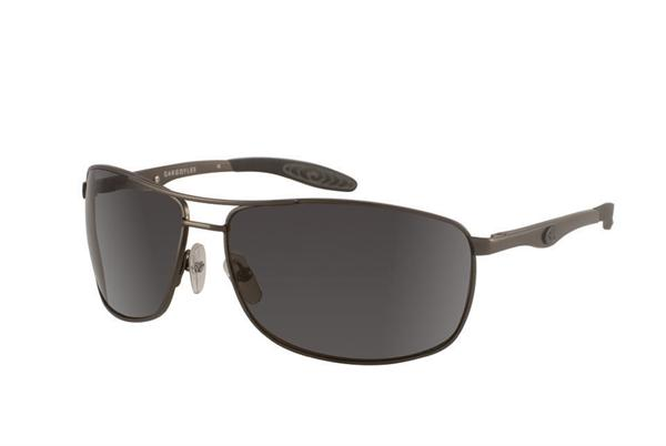 Gargoyles Sunglasses - Interval Gun with Smoke Polarized Lens - Classic Collection - DISCONTINUED