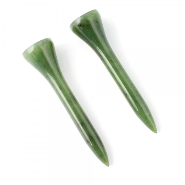Jade Golf Tee Set of 2
