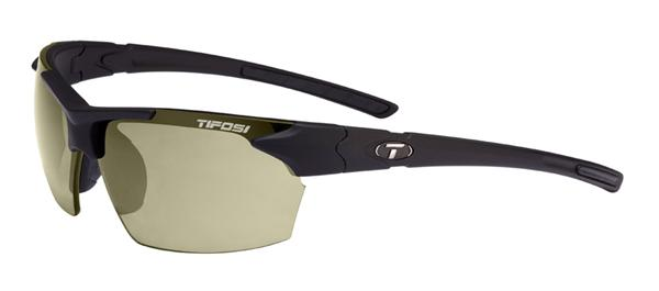 Tifosi Sunglasses - Jet Matte Black - Golf & Tennis Edition