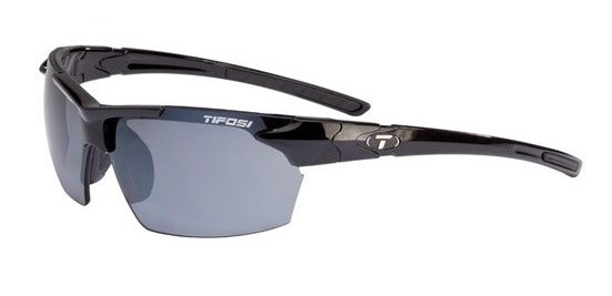 Tifosi Sunglasses - Jet Gloss Black