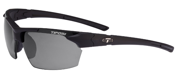 Tifosi Sunglasses - Jet Matte Black - Polarized